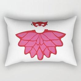 Pj masks owlette logo Rectangular Pillow