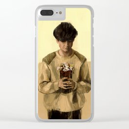 The End of the F***ing World (James) Clear iPhone Case