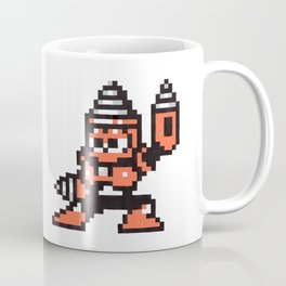 drill man Coffee Mug