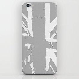 union jack 3 iPhone Skin