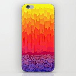 Fire Splash iPhone Skin