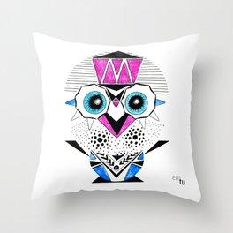 Super M ! Throw Pillow