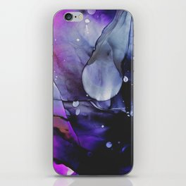 A Violet Gaze iPhone Skin