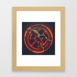Crysis Framed Art Print