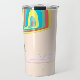 Open Minded Travel Mug