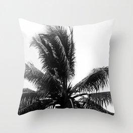 Boom tree Throw Pillow