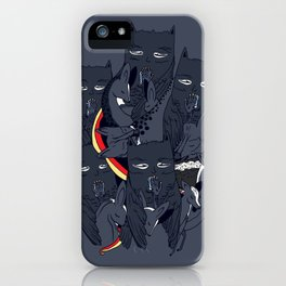 Yawn iPhone Case
