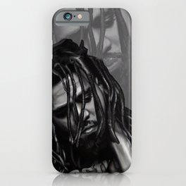 J Cole iPhone Case