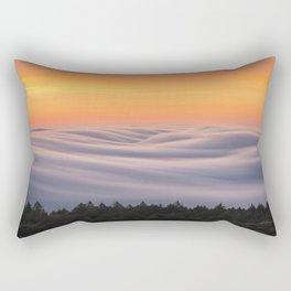 Mount Tamalpais State Park in California USA Rectangular Pillow