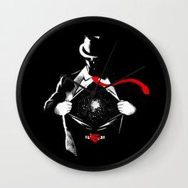 KAL-EL Wall Clock