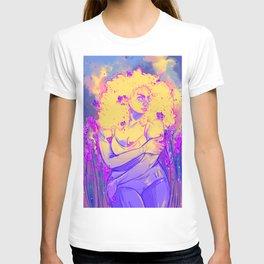 Lavender Goddess T-shirt