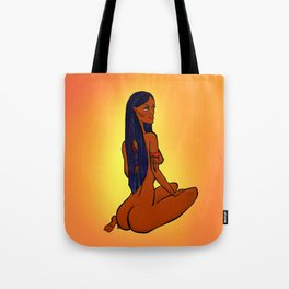 All the colours of the wind Tote Bag