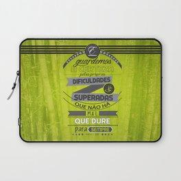 Chico Xavier Laptop Sleeve