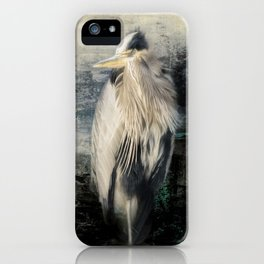 Sleepy Heob iPhone Case