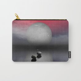 when the moon touched earth -3- Carry-All Pouch