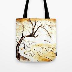 landscape Blossom Tote Bag