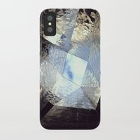 mirror iPhone & iPod Cases featuring mirror by Nat Alonso