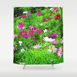 Summer Dream by Lika Ramati Shower Curtain