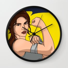 We can Raid it! Wall Clock