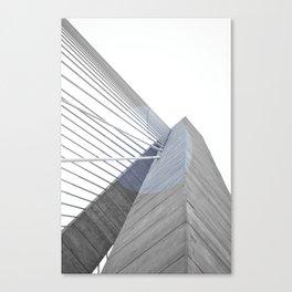 The Bridge 001 Canvas Print