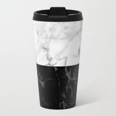 Marble Split Travel Mug