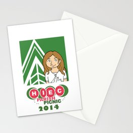 Parish Picnic_474482 Stationery Cards