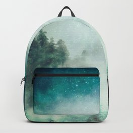 Galaxy Forest Backpack