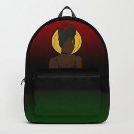 Pan African Queen Backpack