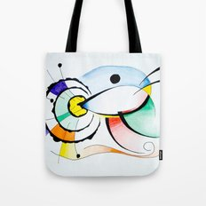 Eye - Ojo Tote Bag