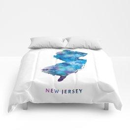 New Jersey Comforters