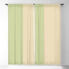 Color Block Abstract XIV Blackout Curtain