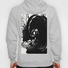 Whirlpool Of Black Hoody