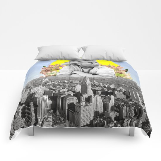 """Atoll"" Comforters"