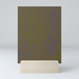 Squiggle 4 Mini Art Print