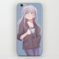 rwby iPhone & iPod Skins featuring [RWBY] Weiss by bbsan