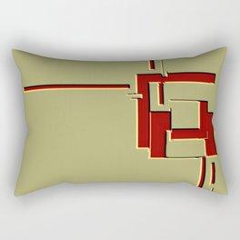 Antebellum Rectangular Pillow