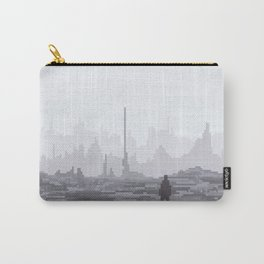 Pixel Art Landscape 004 Carry-All Pouch