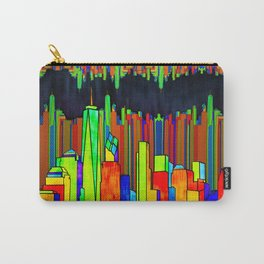 New York Feeling Carry-All Pouch