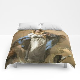 The Immaculate Conception by Giovanni Battista Tiepolo (c 1768) Comforters