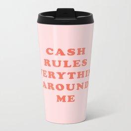 CREAM Metal Travel Mug