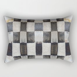 Checkers Rectangular Pillow