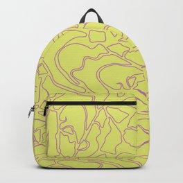 Pastel Pattern III Backpack
