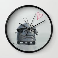 tooth Wall Clocks featuring Tooth by Samize
