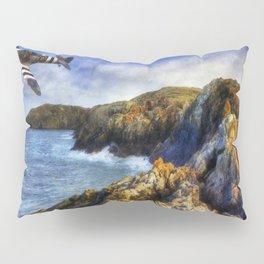 Spitfires On The Coast Pillow Sham