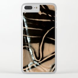 Ties Clear iPhone Case