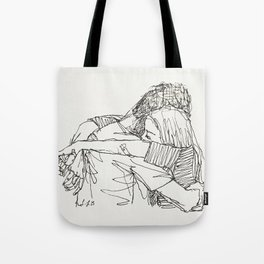 Can you just come here? Tote Bag