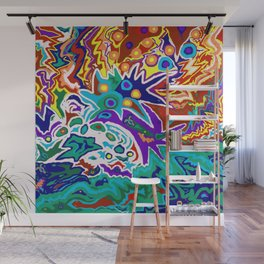 Life Ignition Wall Mural