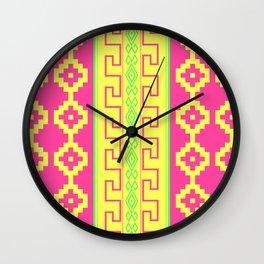 Pampa Chic 02 Wall Clock