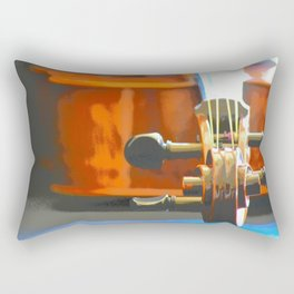 Cello Mood Rectangular Pillow