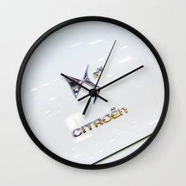 Citroën DS5 Hybrid Back Logo Wall Clock